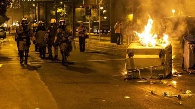 Traangas en molotovcocktails: Griekenland in crisis (Deel 2)