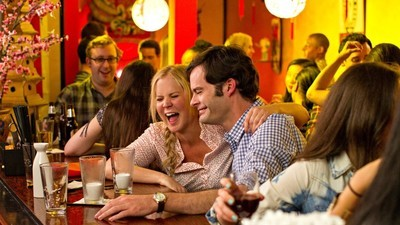 Amy Schumer Keeps Pushing Comedy Boundaries with 'Trainwreck'