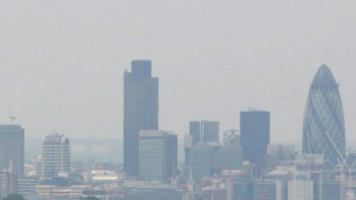 Here's How Many People Died in London From Air Pollution