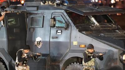 Saudi Arabia Announces Arrest of 400 Alleged Islamic State Militants