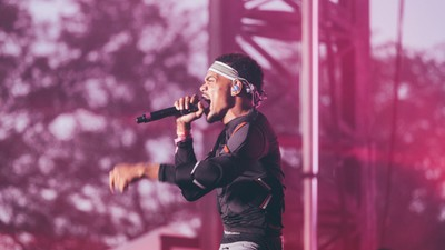 Chance the Rapper's Pitchfork Set Was a Perfect Tribute to Chicago's Strife and Growth