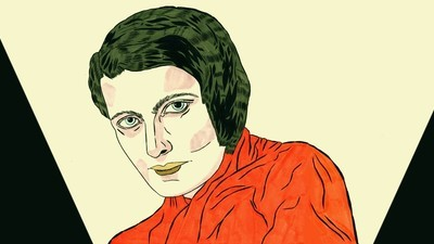 How Ayn Rand Became Libertarians' Sociopathic Pixie Dream Girl