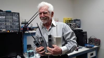 Le père du téléphone portable
