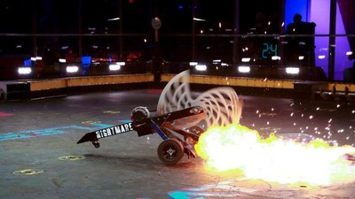 BattleBots Is Sports All Right, and It's Amazing