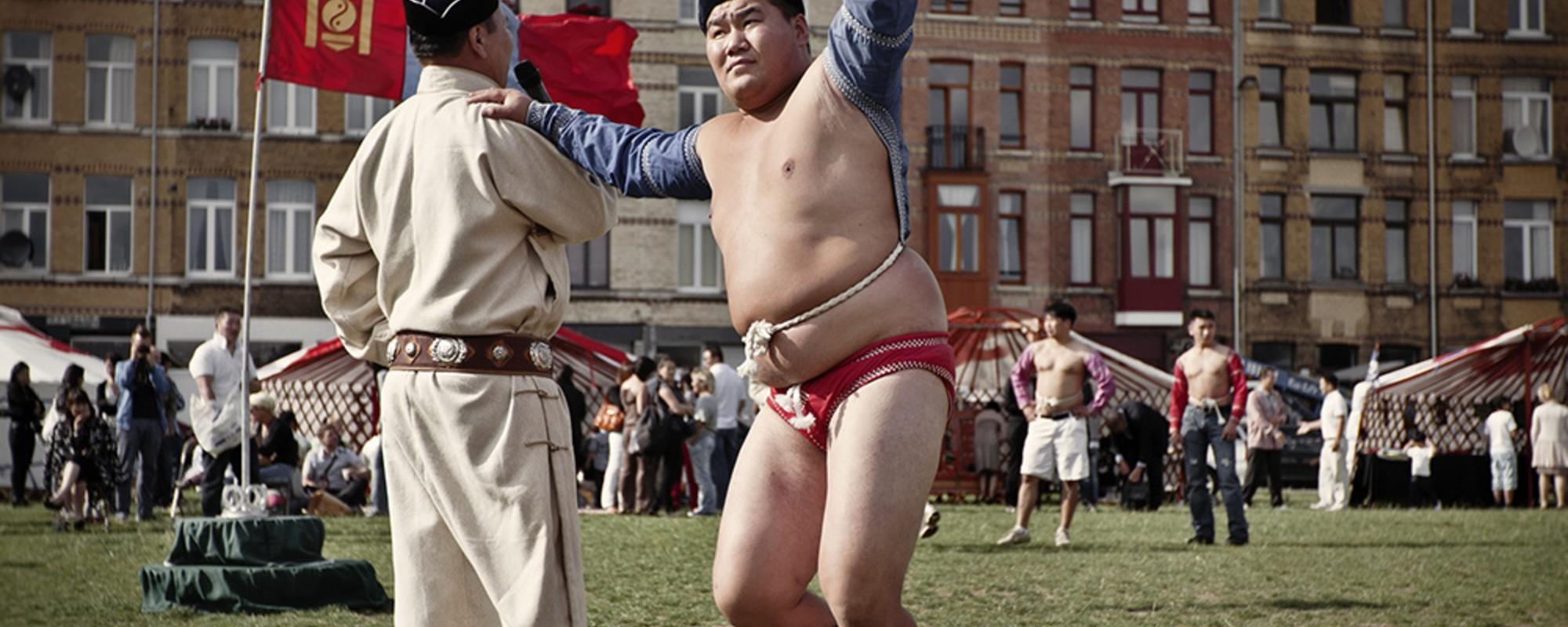 Bökh: La lucha tradicional de Mongolia