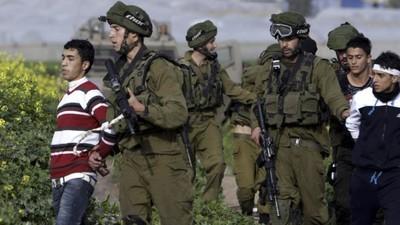 Israëlische veiligheidsdiensten worden beschuldigd van het mishandelen van Palestijnse kindgevangenen