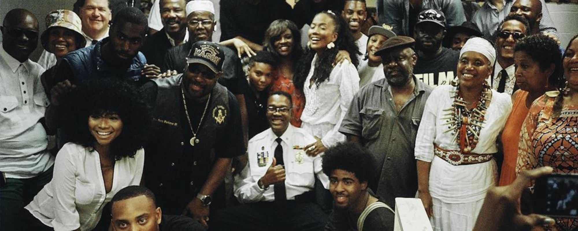 O Elenco de 'The Wire' Recriou Cenas do que Aconteceu em Baltimore Depois da Morte de Freddie Gray