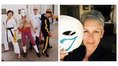 That Time Jamie Lee Curtis Dressed as Vega, and Other Stories from EVO 2015