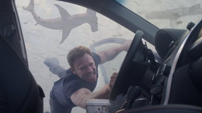 We Had a Serious Conversation with the Guy Who Wrote the Sharknado Movies