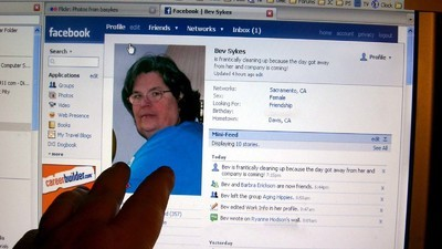 Where Does Your Facebook Profile Go When You Die?