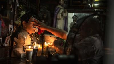 El mito de 'El Chapo' crece entre sus devotos en el estado de Sinaloa en México
