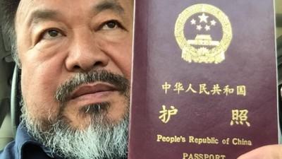 Die chinesische Regierung hat Ai Weiwei endlich seinen Reisepass zurückgegeben