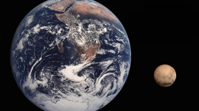On Pluto, Poop and Planetary Decline