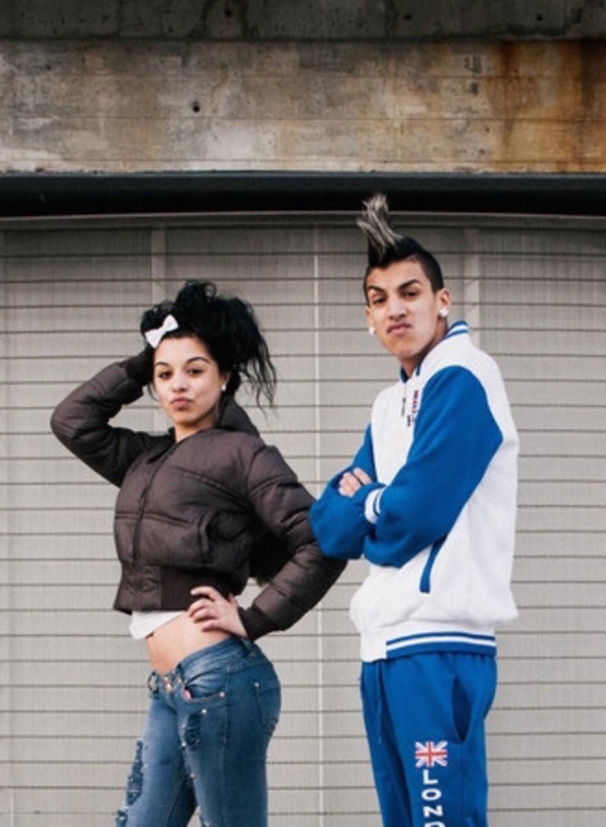 Sobrevivir en uno de los barrios más duros de Madrid