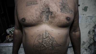 Zapovězený svět tetování na Kubě