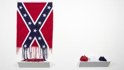 Unraveling a Racist Flag with Sonya Clark