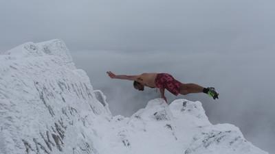 Wim Hof: el hombre de hielo