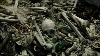 Mahalalele filipineze sunt nişte cimitire