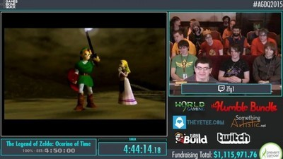 Gamers Are Speedrunning Classic Titles for Charity at Summer Games Done Quick