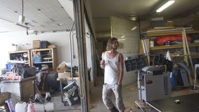 Op bezoek bij de puinhopen van de Nederlandse kunstenaar Zoro Feigl