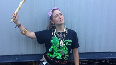 Rachel Paul Is the Face of Juggalo Feminism