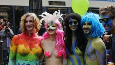 Am văzut Viena cu un grup de lesbiene și ți-am făcut un ghid queer