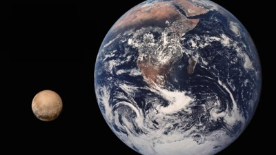 On Pluto, Poop, and Planetary Decline