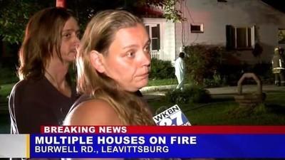 Hat diese Frau einen Fall von Brandstiftung live im Fernsehen aufgeklärt?