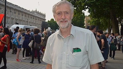 Jeremy Corbyn Is the Only Labour Leader Candidate at the Centre of British Politics