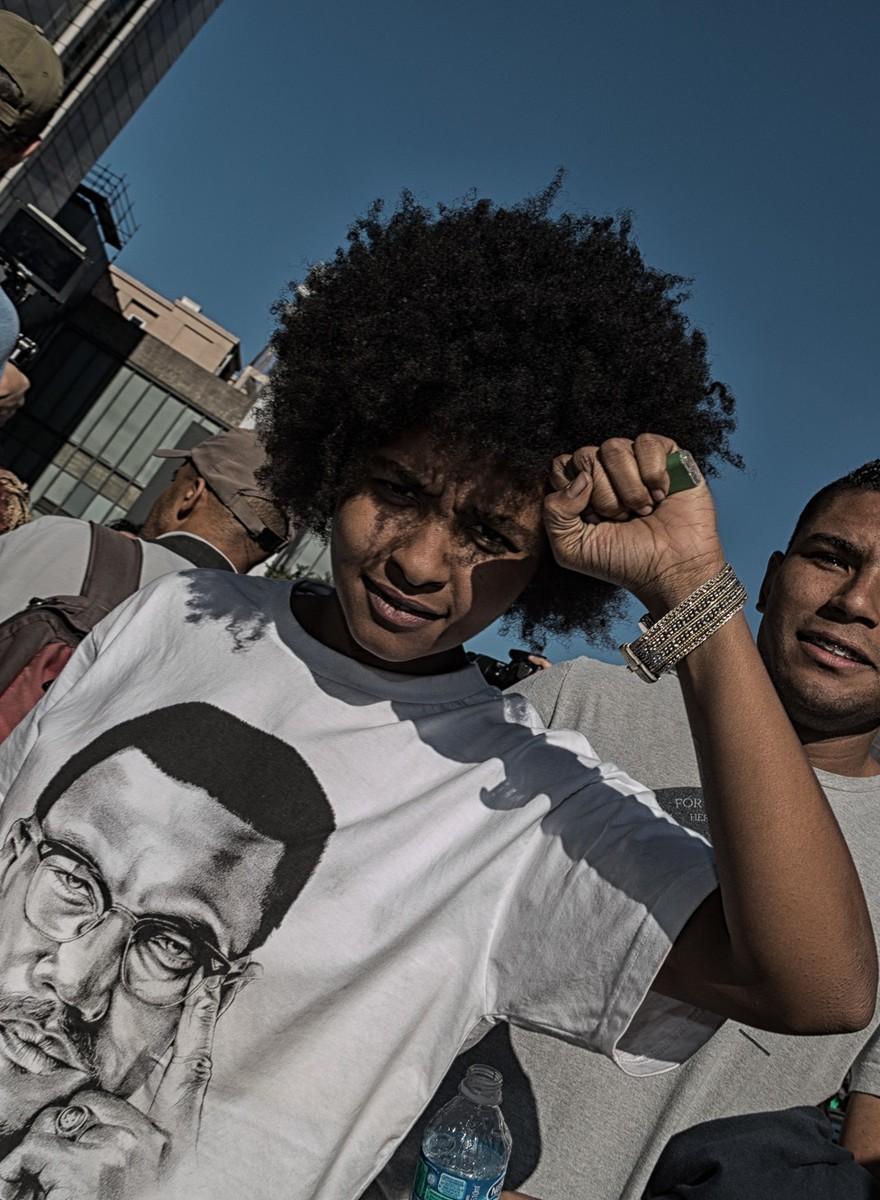 Retratos da Marcha do Orgulho Crespo