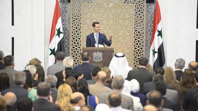 "Trotz ""Soldatenmangels"": Assad schwört, dass er den blutigen Konflikt gewinnen wird"