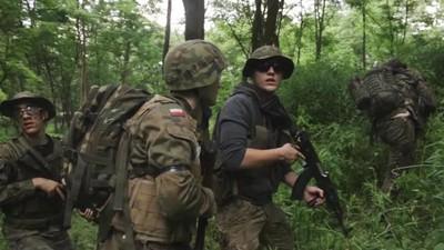 Rosjanie u granic NATO