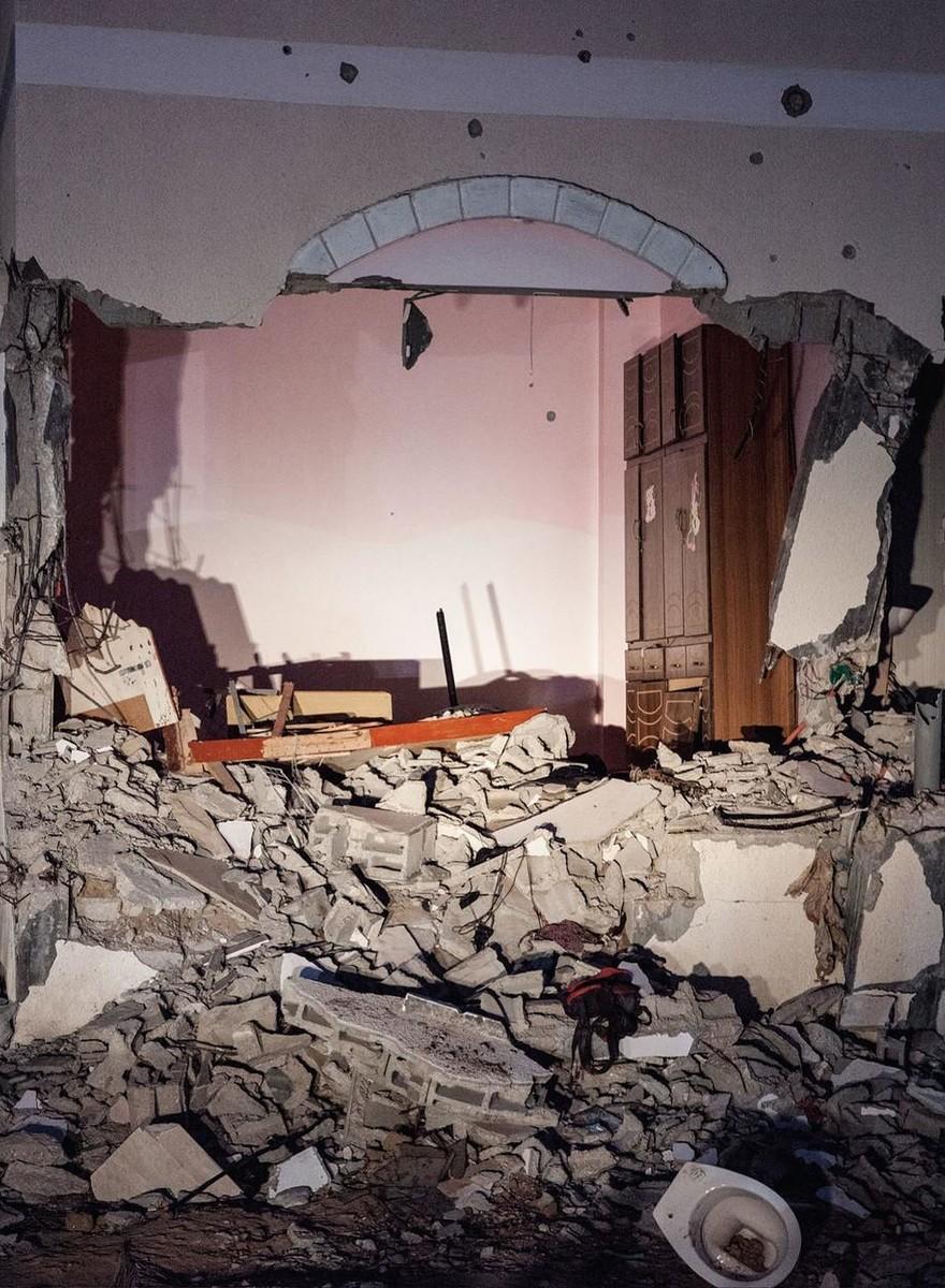 Salas Noturnas: Al Zana, Gaza