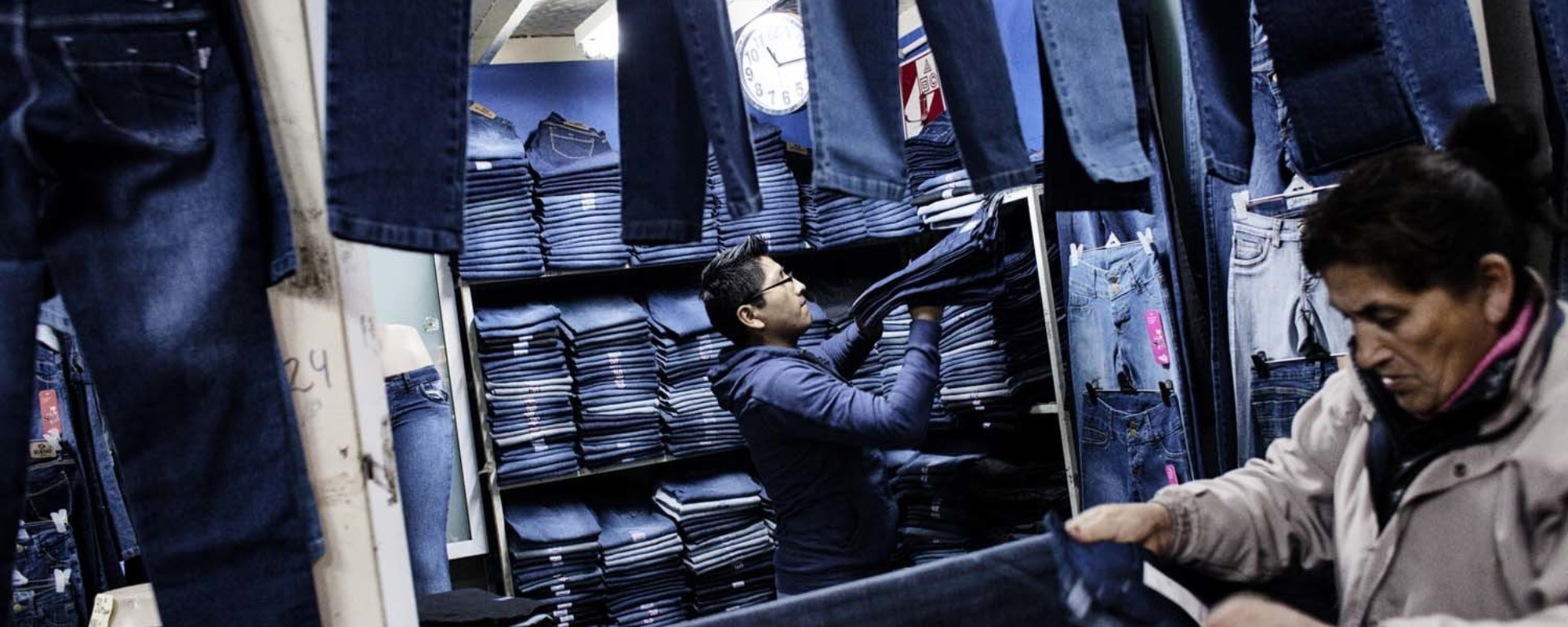 The People and Sweatshops Behind Argentina's Largest Textile Fair