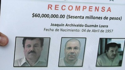Three Prison Employees Face Charges in Mexico for Allegedly Helping 'El Chapo' Escape