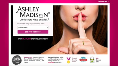 We Asked an Ashley Madison User if He's Screwed After the Hack
