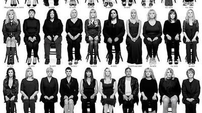 35 Frauen, die Bill Cosby belasten, zeigen ihr Gesicht – #EmptyChair