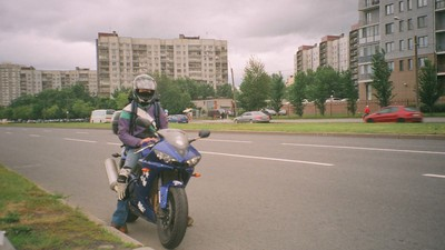 Hanging Out with Russia's Only Gay Motorcycle Gang