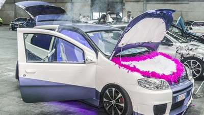Auto da 2.000 euro, modifiche da 20.000