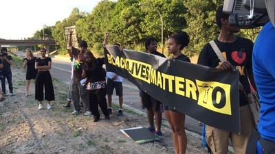 #BlackLivesMatter Protests Escalate in Toronto as Police Shooting Deaths Scrutinised