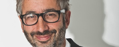 Talking to David Baddiel About the Comedy in Dementia
