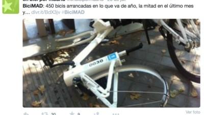 Todo lo que sabemos sobre los robos de bicis eléctricas de Madrid
