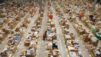 Come Amazon è arrivata a questo punto