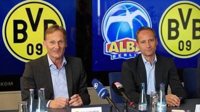 Borussia Dortmund und Alba Berlin machen gemeinsame Sache