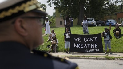 Cincinnati Grand Jury Returns Indictment Against Officer Who Shot Samuel Dubose