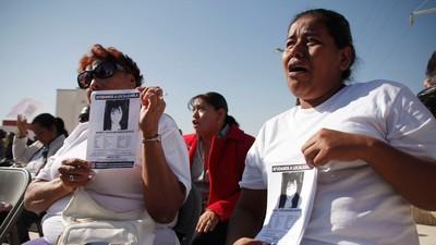 Miembros de un cártel mexicano condenados a 697 años de cárcel por feminicidio