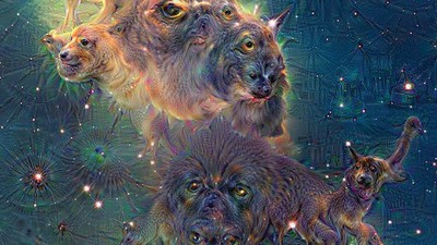 Google's Deep Dream for Dummies