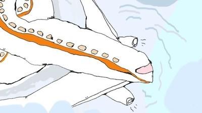 Piloții explică de ce nu trebuie să-ți fie frică de turbulențe