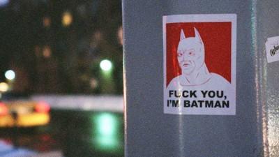 Warum Batman ein verdammter Heuchler ist