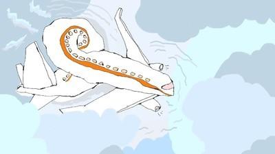 Piloten erklären, warum wir keine Angst vor Turbulenzen haben müssen